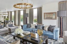 TOP 100 Leading Interior Designers by House & Garden (part 2)