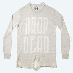 Girls Tops | DROP DEAD | くたばる