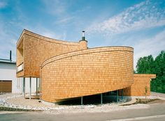 Villa Kotilo by R2K Architectes