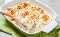 8 receitas de bacalhau com natas para agradar toda a família Fish Casserole, Macaroni And Cheese, Breakfast, Ethnic Recipes, Food, Game, Tilapia Fillet Recipe, Holiday Recipes, Ethnic Food