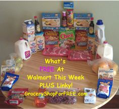 What's FREE At WalMart PLUS LINKY!