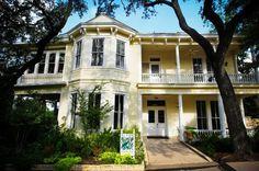 The Allan House - Austin, TX. Very close to downtown,  very cute venue