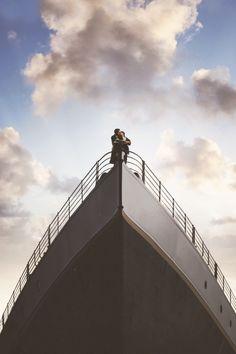 """Le film """" Le Titanic """" ou l'Histoire d'Amour par delà le temps..."""