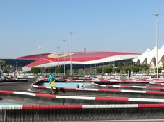 Ferrari World Abu Dhabi, Trip Advisor, Opera House, Building, Travel, Viajes, Buildings, Destinations, Traveling