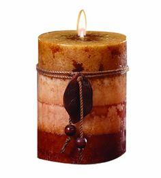 Harmony Pillar Candle