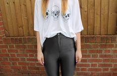 Glamorous disco pants www.glamorousuk.com