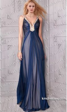 Elegant Beaded V-neck open back chiffon over lay gown.prom dresses,formal dresses,ball gown,homecoming dresses,party dress,evening dresses,sequin dresses,cocktail dresses,graduation dresses,formal gowns,prom gown,evening gown.