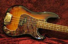 Fender P Bass 62 Reissue MIJ 1993