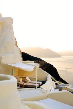 Mystique Resort in Santorini, Greece