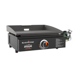 Walmart has the Blackstone Adventure Ready 17″ Tabletop Outdoor Griddle marked down to $84.00 with free shipping. TO GET THIS DEAL: GO HERE to add it to your cart Select in store pick up or get free shipping is free to your home with any $25 purchase Final price = $84.00 DETAILS: Blackstone's Adventure Ready…