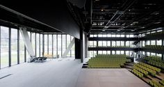 Dee and Charles Wyly Theater, AT&T Performing Arts Center | Front Inc.