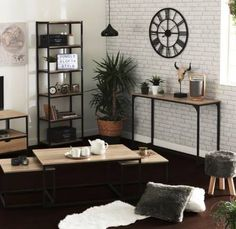 25 Trendy home style industrial cabinets Apartment Needs, Studio Apartment, Style At Home, Apartment Interior Design, Interior Design Living Room, Loft Kitchen, Trendy Home, Bars For Home, Interiores Design