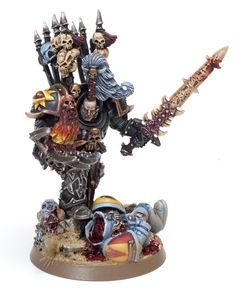Tale of Painters: Showcase: Abaddon the Despoiler