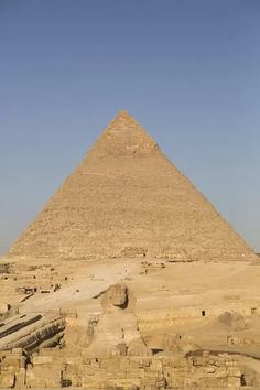 20x16 inch (50x40cm) ready to hang Box Canvas Print. Pyramid of Chephren (Khafre), Great Pyramids of Giza, UNESCO World Heritage Site, Giza, Egypt, North Africa, Africa. ancient egyptian culture, architectural exterior, architectural exteriors, arid, arid climate, building exteriors, daytime, desert, deserts, dry, egypt, giza, giza pyramids, heat, hot, no person, nobody, pyramid, pyramid of chephren, pyramids, sculptures. Image supplied by WorldInPrint. Product ID:dmcs_20018831_80945_367 Ancient Egypt Pyramids, Pyramids Of Giza, Giza Egypt, Ancient Egyptian Architecture, Great Pyramid Of Giza, Building Exterior, North Africa, World Heritage Sites, Gloss Matte