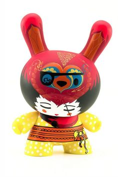 + DUNNY GOLDEN / toy + 35,00 € Metroplastique, imagined by SupaKitch & Koralie