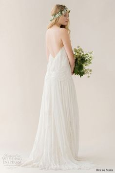 Rue de Seine Wedding Dresses — Young Love Bridal Collection | Wedding Inspirasi