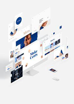 """다음 @Behance 프로젝트 확인: """"Financial Firm Website"""" https://www.behance.net/gallery/56662313/Financial-Firm-Website"""