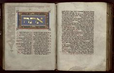 The manuscript, a prayer book, was written in Germany in 1331 and of its original 528  leaves, only 7 are missing. It contains 22 illuminations inlaid with gold and silver and approximately 100 prayers and liturgical poems that have never been published. Within the margins, rabbinical commentary has also been printed.