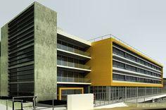 hospital . portugal . project by plarq