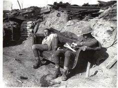 Never seen a Western Front picture like this before ...