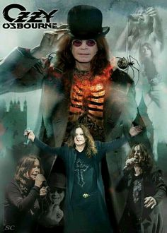 Heavy Metal Rock, Heavy Metal Music, Heavy Metal Bands, Woodstock, Ozzy Osbourne Black Sabbath, Classic Rock Artists, Bon Scott, Rock Poster, Greatest Rock Bands