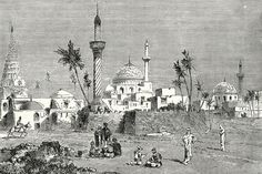 The Role Baghdad Has Played in Islamic History