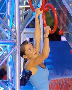 Kacy Catanzaro Owns American Ninja Warrior, Is First Female Finalist - Us Weekly
