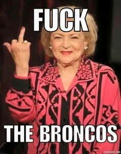 With the recent string of celebrity deaths this needs to be said. Broncos Raiders, Raiders Baby, Oakland Raiders, Raiders Nails, Raiders Sign, Raiders Vs, Raiders Stuff, Broncos Fans, Chiefs Memes
