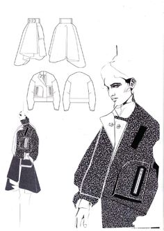 Westminster andrew voss Fashion Design Portfolio – fashion illustrations, fashion sketchbook layout // Andrew Voss The post Westminster andrew voss appeared first on Best Of Daily Sharing.