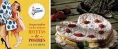 Resultado de imagen para libros de recetas de postres con crema de leche nestle