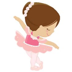 My little ballerina 💓 Ballerina Birthday Parties, Girl Birthday, Baby Ballet, Little Ballerina, Ideas Para Fiestas, Girls Quilts, Clip Art, Baby Shower, Illustrations
