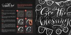 Chalk Art and Lettering An Introduction to Chalkboard Lettering, Design, and More! Chalkboard Lettering, Chalk Art, Lettering Design, Logos, Illustration, Club, Apartment Ideas, Amanda, Image