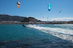 kitesurf in Denia. By: Belladenia