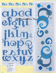 Alfabeto e Barrado Combinandinho :D