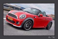 De nieuwe RedScorpion III. De nieuwe MINI Roadster!!