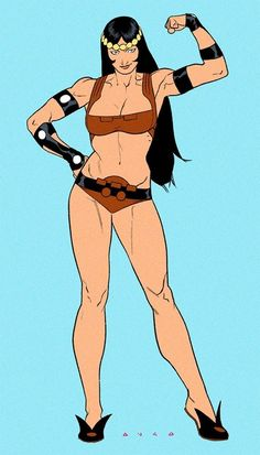 Big Barda by Kris Anka (for Jack Kirby's birthday) * Comic Book Characters, Comic Books Art, Female Characters, Dc Comics, Comics Girls, Female Furies, Big Barda, Fourth World, Great Warriors