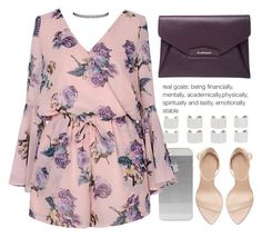 """""""Cant Feel My Face"""" by queenbrittani ❤ liked on Polyvore featuring moda, Topshop, Givenchy, Zara e Maison Margiela"""