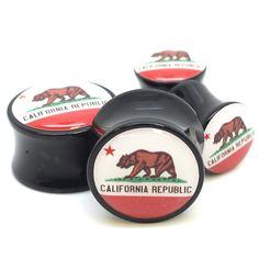 California Republic Ear Plugs