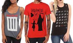 Paramore shirts