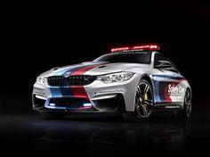 BMW M4 Coupé: Safety Car MotoGp 2014