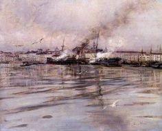 (Giovanni Boldini ) 1842-1931