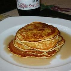 wonderful p[ancakes from scratch ! Can mix dry ingredients ahead of time and then add wet when you are ready to cook !!!