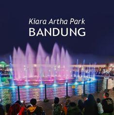 Bandung di Malam Hari Bandung City, Park, Parks