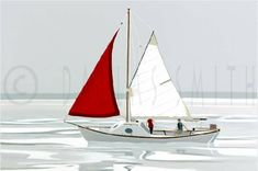 Dallas Smith Artist -fresh contemporary realism in art Dallas Smith, Realism Art, Sailing Ships, Boat, Artist, Dinghy, Artists, Boats, Sailboat