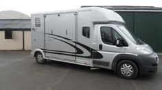 This 2012 Super Sonic Five horsebox carries up to two horses | For #sale on #HorseDeals