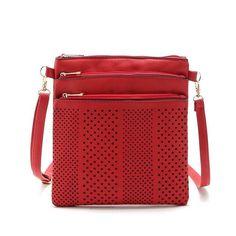 2017 Fashion Small Bag Women Messenger Bags Soft PU Leather Hollow Out Crossbody Bag For Women Clutches Bolsas Femininas Bolsa