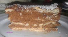 Vamos a cocinar con Yoli e Inés: Tarta de galletas con chocolate superlativo