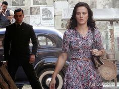 Novelas e Mundo das Celebridades: JOIA RARA: Manfred ataca Amélia e a leva para um b...