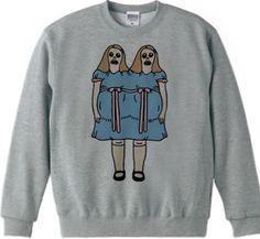 twins : SHAKABUG [半袖Tシャツ [6.2oz]] - デザインTシャツマーケット/Hoimi(ホイミ)