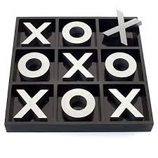 Z Gallerie - Holiday Entertaining - Tic Tac Toe Game - Black & Silver Indoor Wedding Games, Games Room Inspiration, Pool Table Games, Pool Tables, Lawn Games, Tic Tac Toe Game, Tic Toe, Tic Tac Toe Board, Game Black
